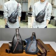 Sling Bag Waterproof Surface (Crossbody)tr01