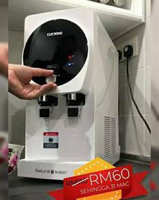 KING TOP Cuckoo Water Purifier X8.00