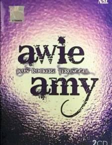 CD Awie Wings & Amy Search Ikon Rockerz Terunggul