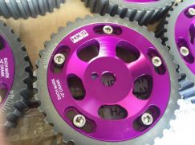 Wira iswara racing adjustable cam pulley 4g15 2