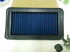 Viva drop in airfilter works engineering
