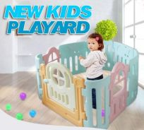 New kids playard ( without playball)