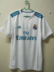Real Madrid Home Kit Jersey 2017/2018