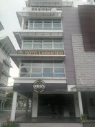 Office space converted to hotel Laman Seri Business Park Seksyen 13