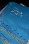 Piano Scales and Appergious