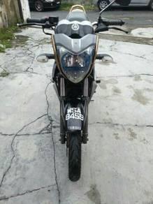 2008 Yamaha FZ150i Jualan pencen motor
