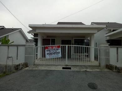 Semi-D Setingkat Taman Bertam Setia, Tanjung Minyak (FREEHOLD BUMILOT)
