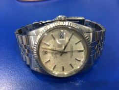 Rolex Ref 16014 Linen Dial