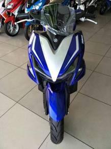 Yamaha nvx 155 - 2018