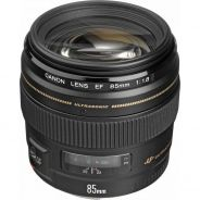 Brand new canon ef 85mm f1.8 usm lens
