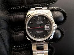 PREOWNED ROLEX Datejust Turn-O-Graph, 116264, 904L