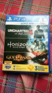 BUNDLE Log Horizon + Uncharted 4