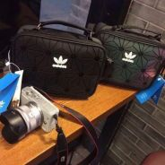Adidas 3D Mini Airliner Crossbody Sling Bag