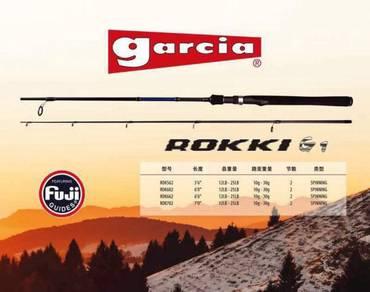 Rod garcia rokki - new