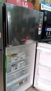 0% GST # New LG 516L Inverter Refrigerator GNC602H