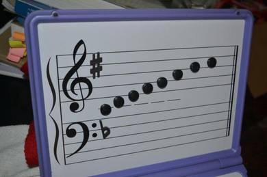 Yamaha Music Magnet Board