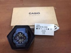 G-Shock Denim