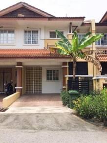 2 Storey Terrace Presint 9 Putrajaya FREEHOLD FRESH PAINT FLOOR POLISH