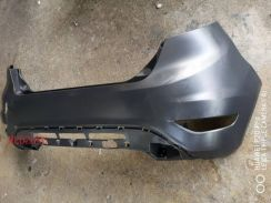 FORD FIESTA 2008 REAR BUMPER New Baru