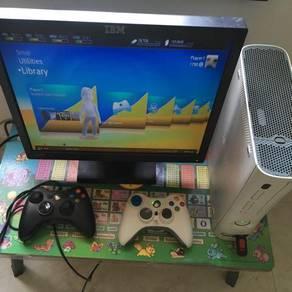 Xbox 360 Sekali Skrin 18 Inci