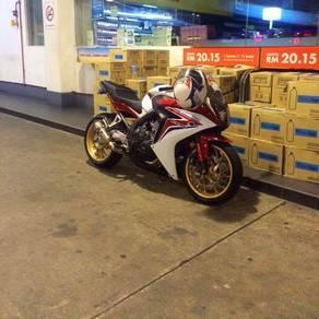 2014 Honda CBR650F CBR CB650 Yamaha , Kawasaki