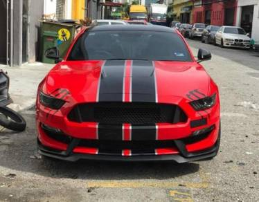 Ford Mustang Shelby 2016 Gt350 Bodykit