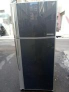 Toshiba ice maker 2 door fridge