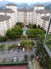 Oakleaf Park Condo Bukit Antarabangsa 550sqft RENOVATED