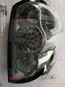 MITSUBISHI TRITON 2005 TAIL LAMP LED SMOKE Set New