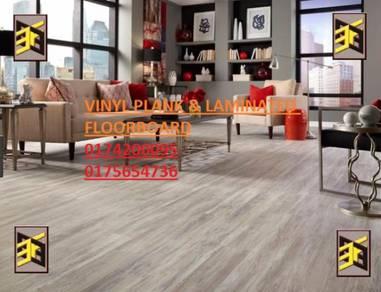 Lantai Vinyl Floorboard Laminated Kedah Utara A10