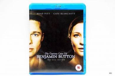 Original Bluray - BENJAMIN BUTTON [2008] Blu-ray