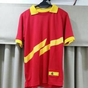 Spain jersey sport wear