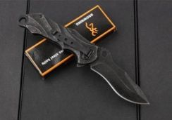 Military_Tactical Hunting Foldable Pocket Knife 9
