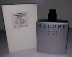 Perfumes tester chanel allure home sport