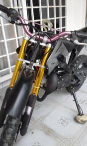 Pocket bikescrambler