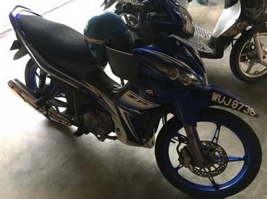 2010 Yamaha 115zr