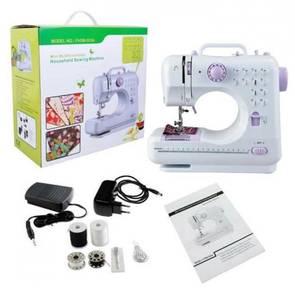 New sewing machine / mesin jahit 12 fungsi ctm