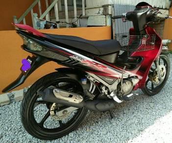 2010 Yamaha 125ZR For sale