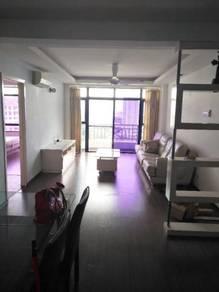 Sunny Ville Condominium High Floor at Batu Uban Penang