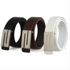 Men's Fashion S Buckle Belt