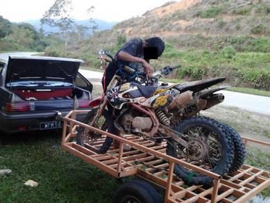 Dirtbike Motorcross Trailer