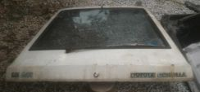 Rear Bonnet Toyota Corolla Ae70 Te70 Te71 ke70