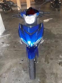 Yamaha 15ZR