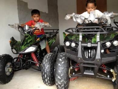 ATV Motor 125cc new Rawang 2018