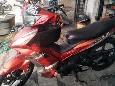 Yamaha lc135 135lc harga lelong