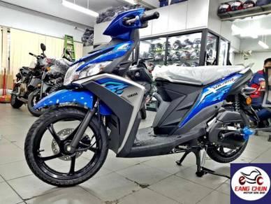 2018 Yamaha Ego Solariz Jimat Jimat 0%GST Kini