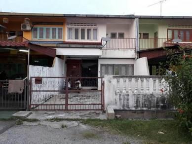 Ipoh Double Storey House at Tanjung Rambutan , Tambun
