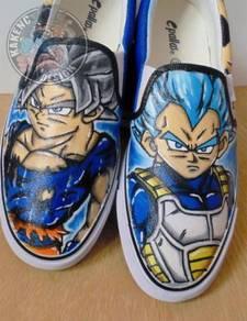 Dragon Ball Super Ultra Instinct Goku / Vegeta
