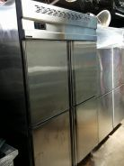 4 door upright freezer chiller