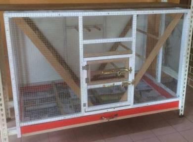 Sangkar/cage freefly budgie